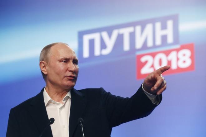 Putin dac cu lan thu 4: Nga se khong nhun nhuong phuong Tay hinh anh
