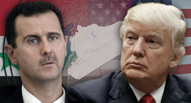 Syria so tan vu khi de phong bi Trump ra lenh tan cong hinh anh