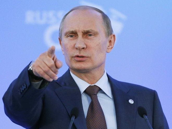 Putin: Hon loan toan cau neu phuong Tay lai tan cong Syria hinh anh 1