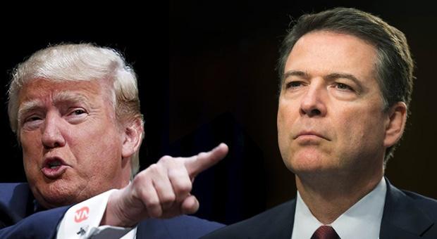 Trump 'tan cong tong luc' cuu giam doc FBI hinh anh