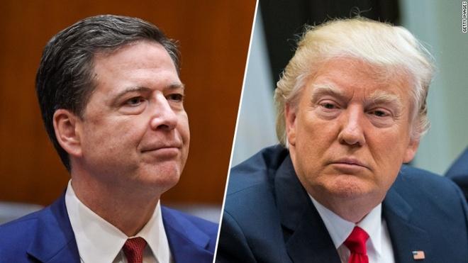 Cuu giam doc FBI: Ong Trump chi dung chuyen hinh anh 1