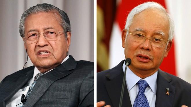 Mahathir: Malaysia se xu ly som be boi cua cuu thu tuong Najib hinh anh