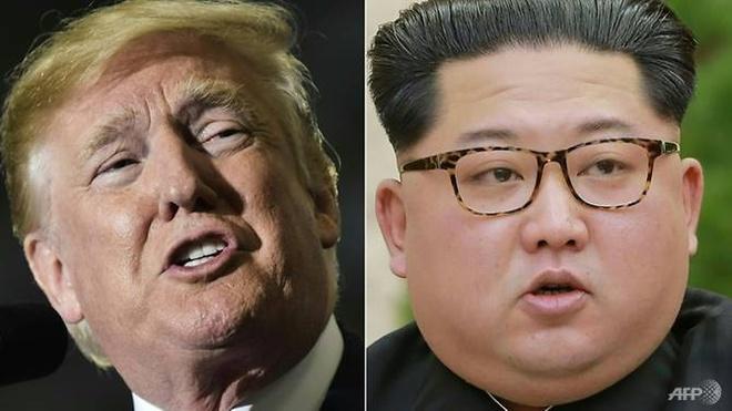 Trieu Tien bat ngo doa huy cuoc gap Trump - Kim Jong Un hinh anh