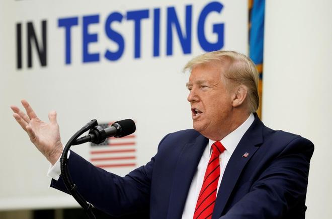 TT Trump bac bo dam phan lai thoa thuan thuong mai voi Trung Quoc hinh anh 1 r.jpeg