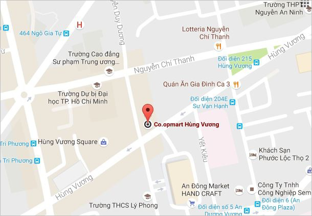 Chay Co.opmart, tieu thuong cho An Dong thao chay hinh anh 4