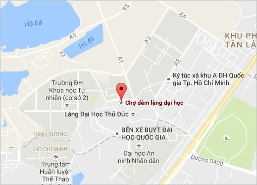 Chay lon o cho dem 'lang dai hoc' TP.HCM hinh anh 2