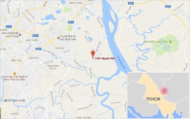 Thung phuy phat no, nguoi dan ong vang 10 m hinh anh 2