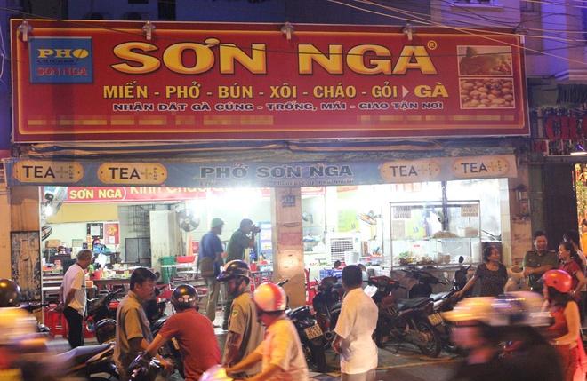 Trung uy cong an nhap vien khi can ngan au da tai Phan Xich Long hinh anh 1