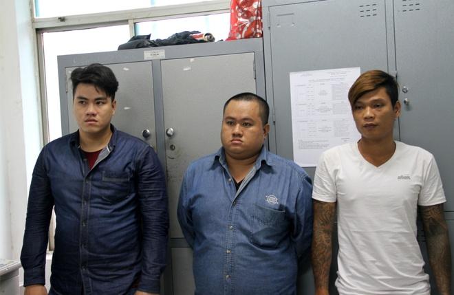 3 nguoi tham gia dap pha quan kem Chu Tam o Sai Gon dau thu hinh anh 1