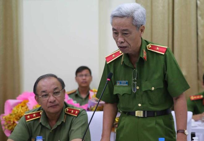 Tuong Phan Anh Minh ke chuyen trinh sat bi thuong khi pha an ma tuy hinh anh