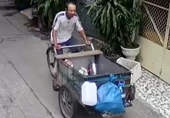 Truy tim nghi can dam chet nguoi tren via he Sai Gon hinh anh