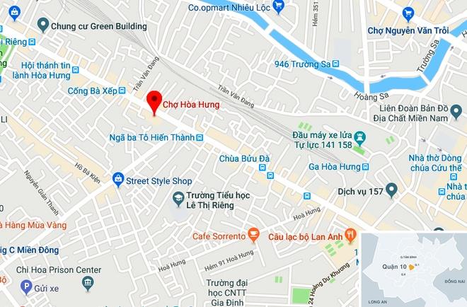Chay nha cach cho Hoa Hung 50 m hinh anh 4