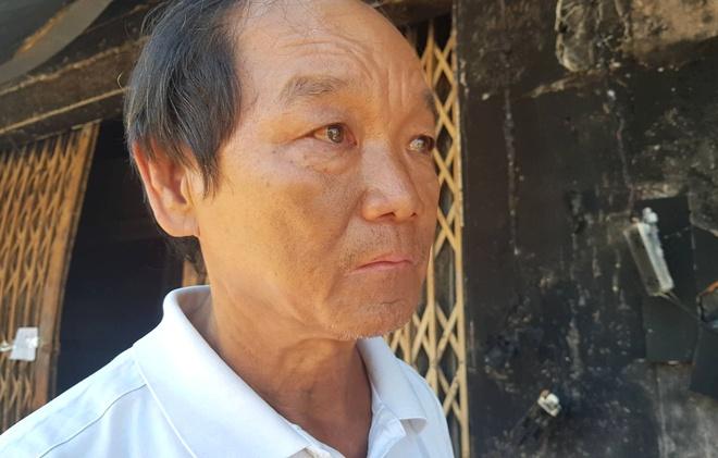 Xe bon cho xang chay o Binh Phuoc: 'Vo con no chet het roi' hinh anh 2