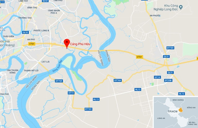 Hang loat lai xe container duong tinh ma tuy sau Tet hinh anh 3