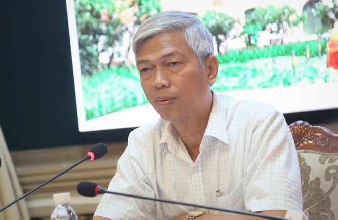 Pho chu tich UBND TP.HCM Huynh Cach Mang lam benh hinh anh 2