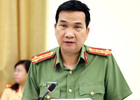Dai ta Nguyen Sy Quang lam Pho giam doc Cong an TP.HCM hinh anh 1