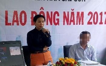 Tong giam doc Sadeco Ho Thi Thanh Phuc bi bat hinh anh 1
