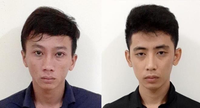 Bắt nhóm cướp nghiện ngập chuyên tấn công phụ nữ ở Sài Gòn