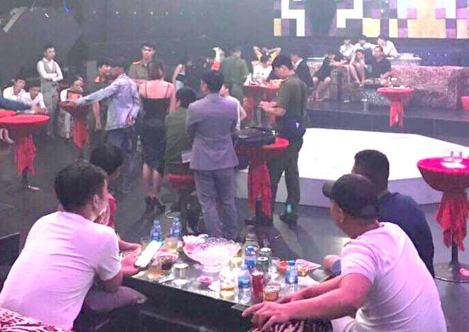 40 người dương tính trong quán bar có tiếng ở Bình Dương