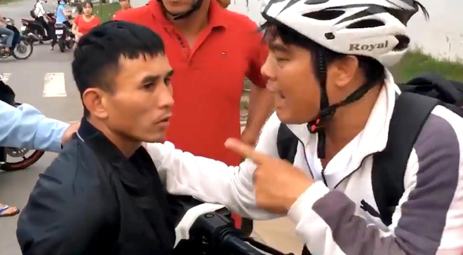 Hiep si Nguyen Thanh Hai noi ly do roi cau lac bo phong chong toi pham hinh anh