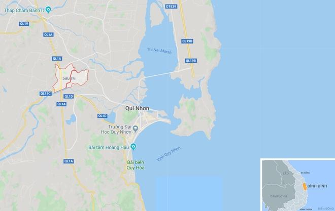 Cuop tan cong chu tiem vang khi xem tran U22 Viet Nam - Singapore hinh anh 2