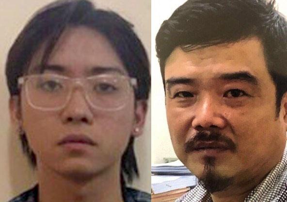 De nghi truy to 2 cha con trong vu chem lia tay o TP.HCM hinh anh 1 cha_con_ong_hung.jpg