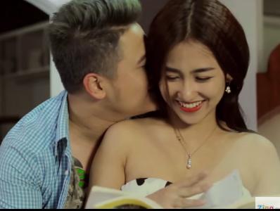 DJ Trang Moon bat ngo dong MV ca nhac hinh anh