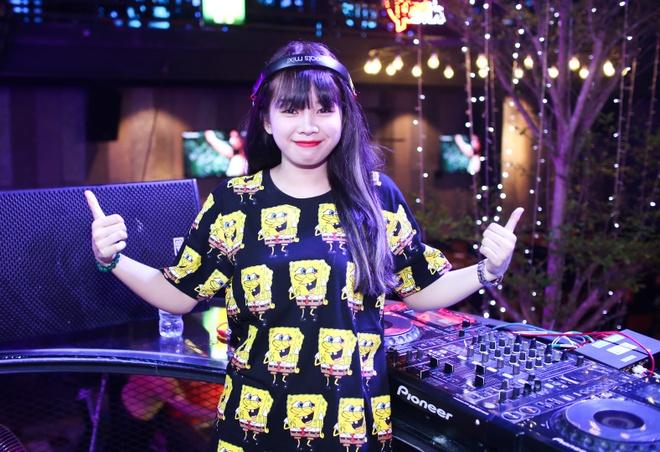 Quan quan Miss DJ: 'Cat-xe DJ con thua vu cong dam cuoi' hinh anh