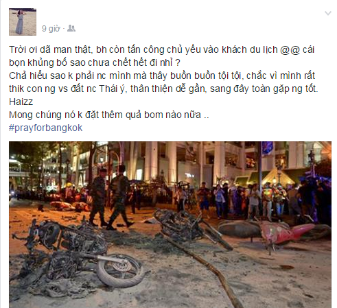 Dan mang chia se thong tin giup do nguoi Viet tai Thai Lan hinh anh 1