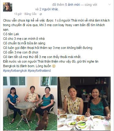 Dan mang chia se thong tin giup do nguoi Viet tai Thai Lan hinh anh 5