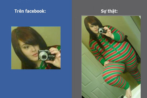 Trao luu khoe anh 'Facebook va doi thuc' hinh anh 7