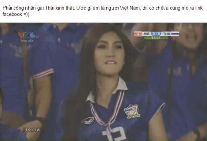 Nu co dong vien Thai tren san My Dinh bat ngo noi tieng hinh anh 1
