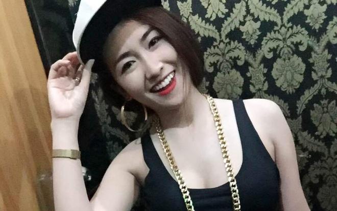 DJ Trang Moon huy show mot thang vi kiet suc hinh anh