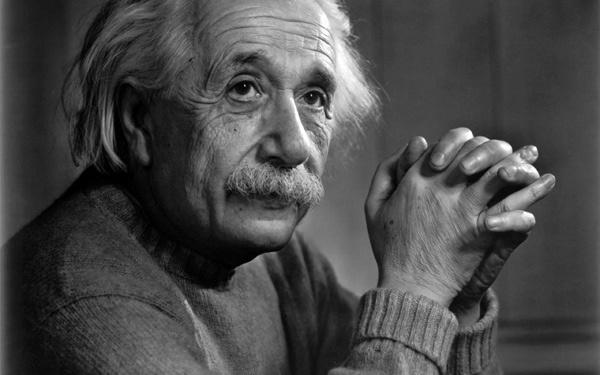 10 phat ngon ve tinh yeu, cuoc song cua Albert Einstein hinh anh 1