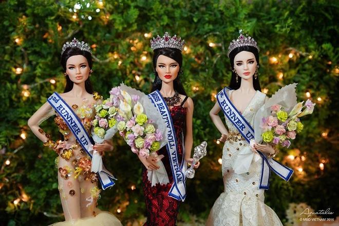 Co gai Can Tho dang quang Hoa hau bup be Viet Nam 2015 hinh anh 1