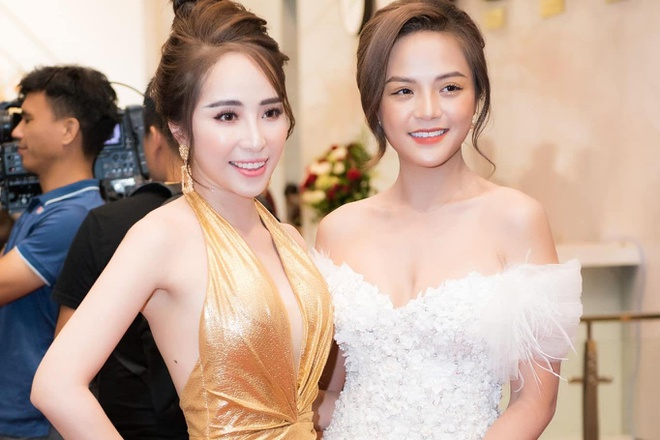 Sau VTV Awards, Quynh Nga don sinh nhat ben Viet Anh, Van Hugo hinh anh 2