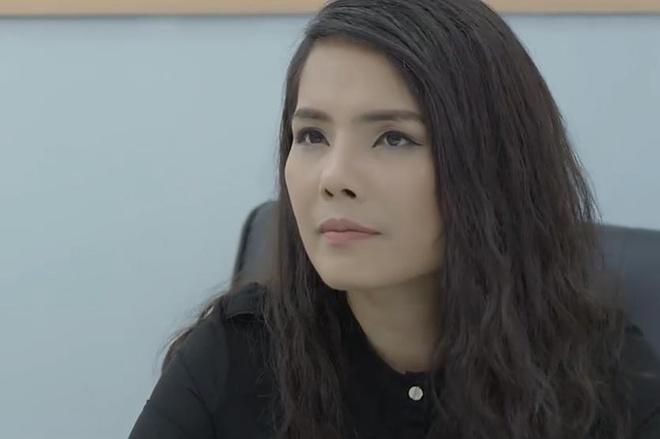 Kieu Thanh bi che ve dai tu trong 'Hoa hong tren nguc trai' hinh anh