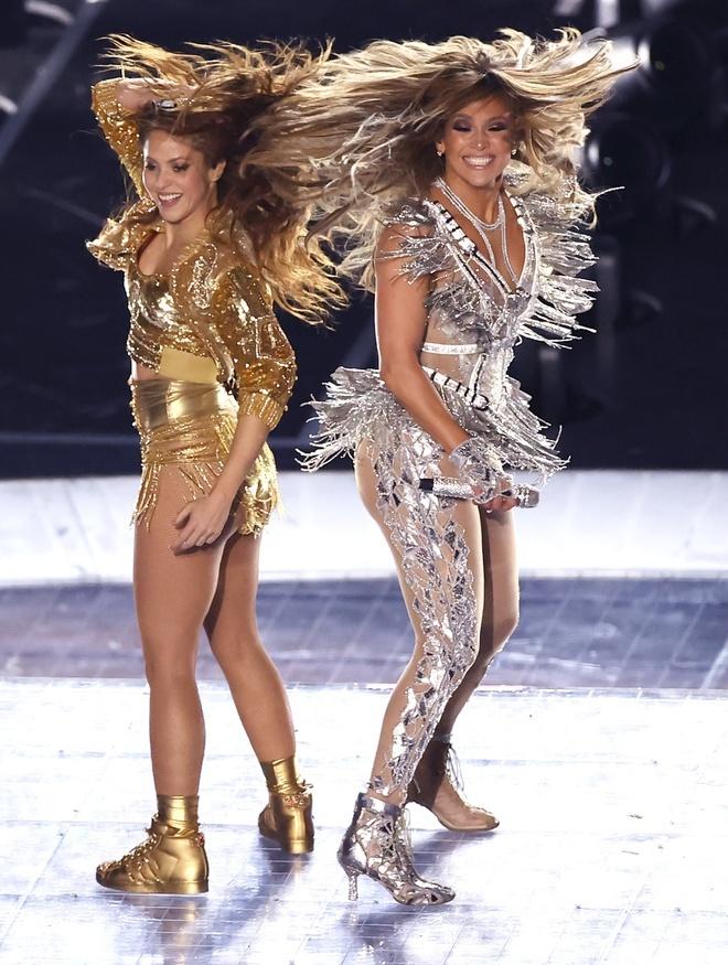 Man trinh dien o Super Bowl cua Shakira va Jennifer Lopez la hat nhep? hinh anh 1 3.jpeg