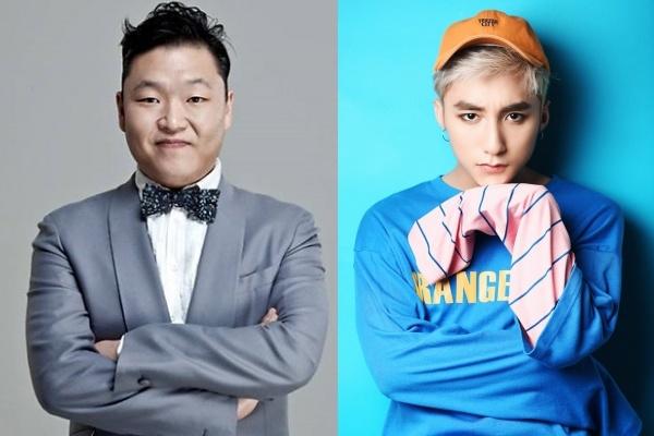Psy - 'Ong hoang YouTube' gio thua ca Son Tung, My Tam hinh anh