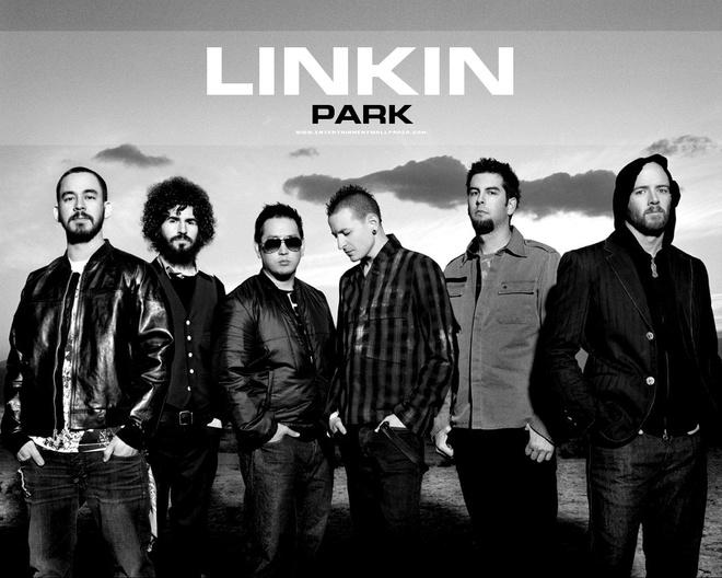 Mot nua so album cua Linkin Park quay tro lai bang xep hang hinh anh