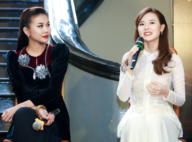 'Me chong' Thanh Hang the hien quyen luc voi 'con dau' Midu hinh anh