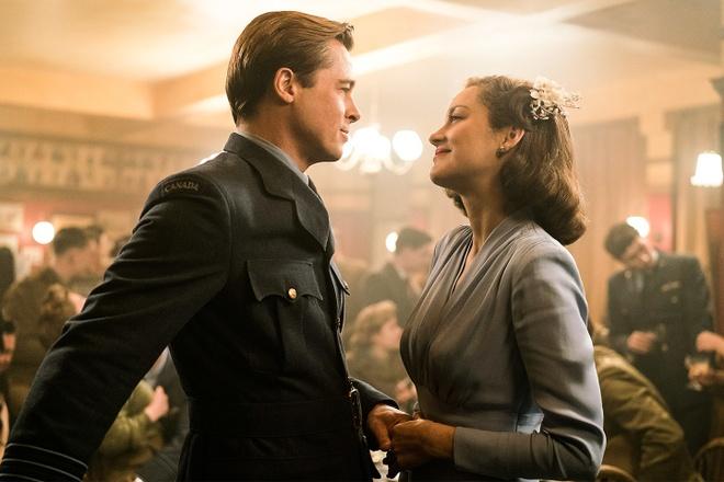 Angelina Jolie ly hon Brad Pitt anh 3