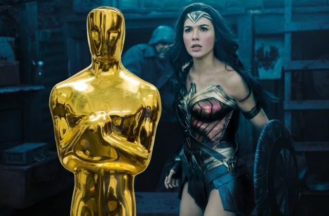 Warner Bros. mo chien dich tranh giai Oscar cho 'Wonder Woman' hinh anh