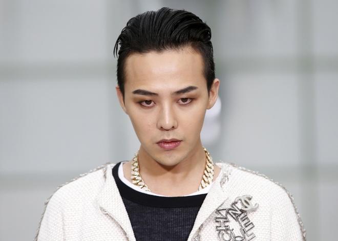 G-Dragon nam 2017: Man chia tay khep lai mot thoi ky hinh anh