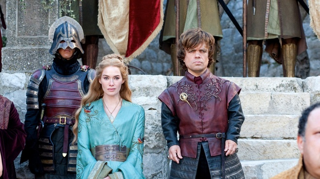 'Game of Thrones': Chang lun Tyrion Lannister tien thoai luong nan hinh anh 2