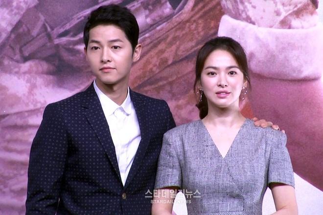 Song Joong Ki, Song Hye Kyo thu nhap cao nhat giai tri xu Han hinh anh