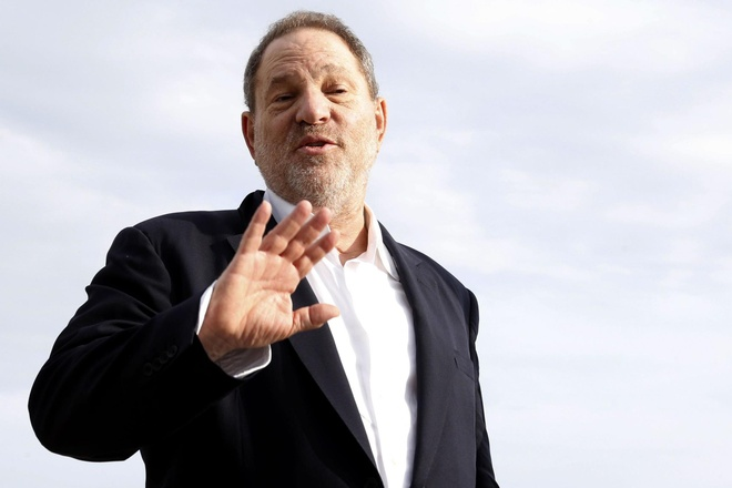 Harvey Weinstein bi kien,  be boi sex cua ong trum Hollywood,  Oscar da Harvey Weinstein anh 1