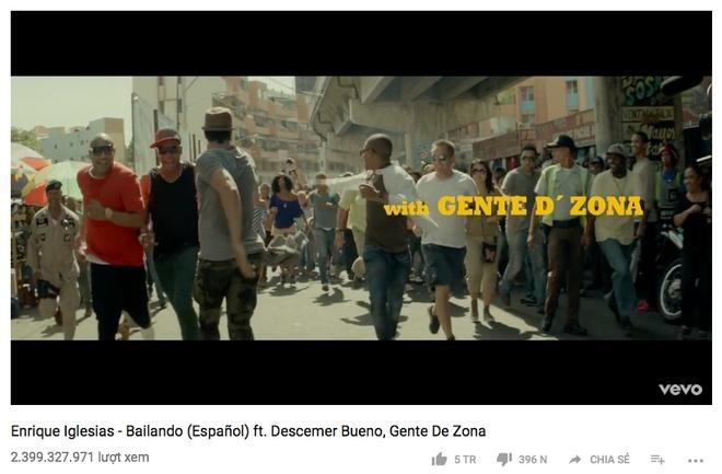 'Despacito' giup tang truong 44% doanh thu nhac Latin hinh anh 2