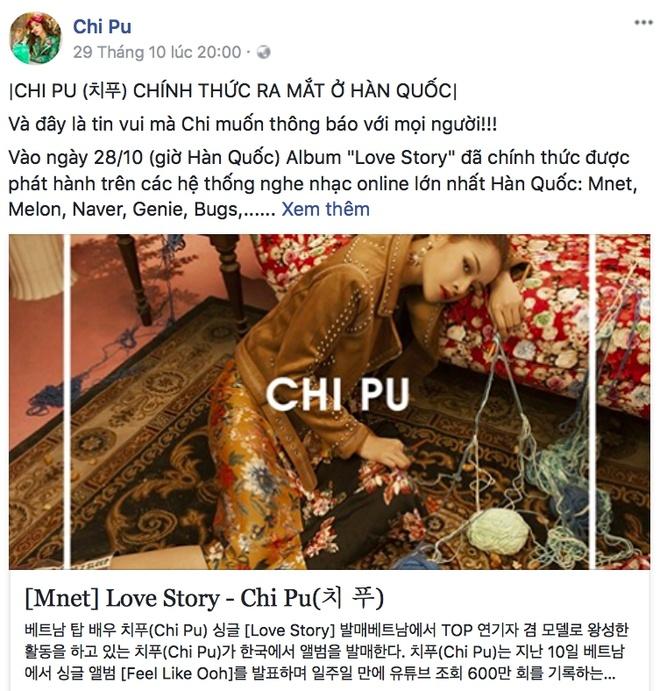 Chi Pu tan cong thi truong Han Quoc: Tham vong hay chieu tro? hinh anh 1