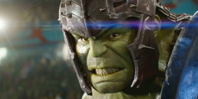 Vi sao khong lo xanh Hulk lai 'thong minh dot xuat' trong 'Thor 3'? hinh anh 1